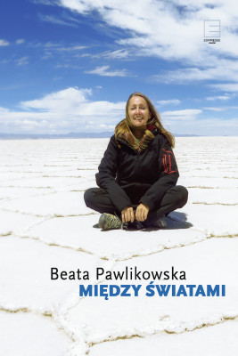 okładka Między światami, Ebook   Beata Pawlikowska