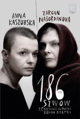okładka 186 szwów, Ebook | Nasordinova Zargan, Anna Kaszubska