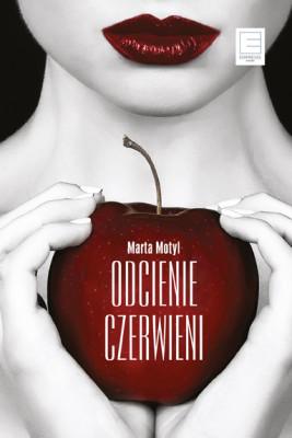 okładka Ocienie czerwieni, Ebook | Marta Motyl