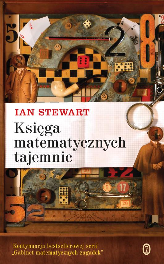 okładka Księga matematycznych tajemnicebook | EPUB, MOBI | Ian Stewart, Agnieszka Sobolewska