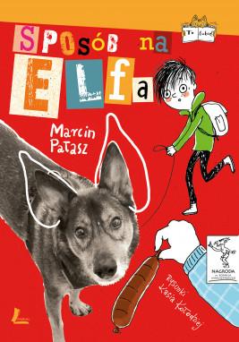 okładka Sposób na Elfa, Ebook | Marcin Pałasz