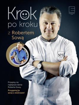 okładka Krok po kroku z Robertem Sową, Ebook   Sowa Robert