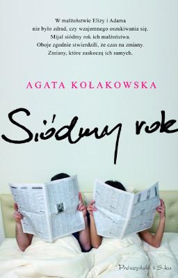 okładka Siódmy rok, Ebook | Agata Kołakowska