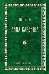 okładka Anna Karenina, Ebook   Lew Tołstoj
