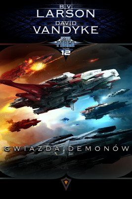 okładka Star Force. Tom 12. Gwiazda Demonów, Ebook | B.V. Larson, David VanDyke