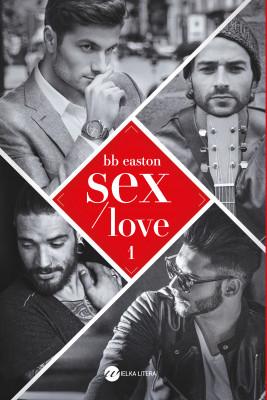 okładka SEX/LOVE, Ebook | BB Easton