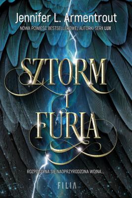 okładka Sztorm i Furia, Ebook   Jennifer L. Armentrout
