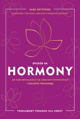 okładka Sposób na hormony, Ebook | Sara Gottfried