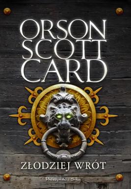 okładka Złodziej wrót, Ebook | Orson Scott Card