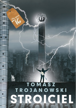 okładka Stroiciel, Ebook | Kazimierz Szymeczko