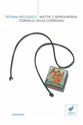 okładka Mistyk z rewolwerem. Corneliu Zelea Codreanu, Ebook | Tatiana Niculescu