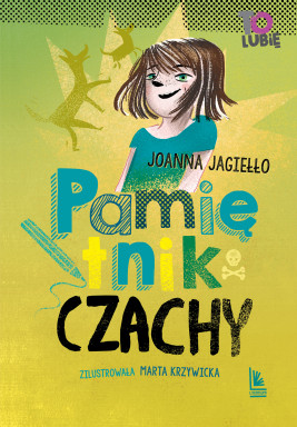 okładka Pamiętnik Czachy, Ebook   Joanna Jagiełło
