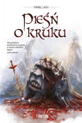 okładka Pieśń o Kruku, Ebook | Lach Paweł
