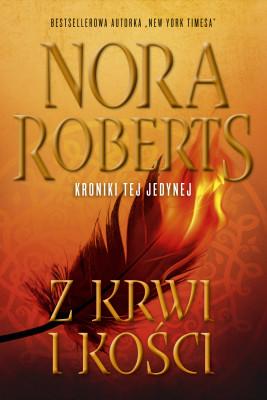 okładka Z krwi i kości, Ebook | Nora Roberts
