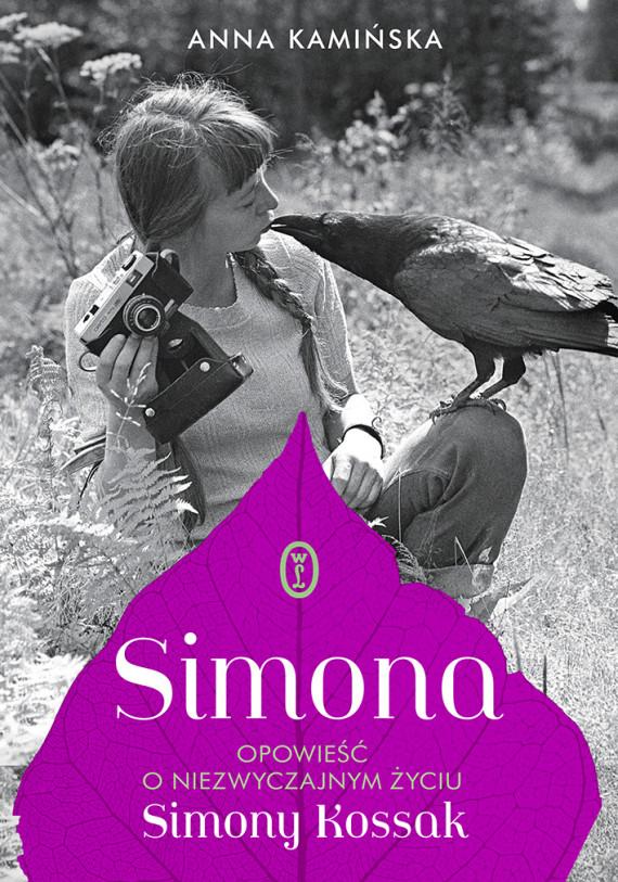 okładka Simona. Opowieść o niezwyczajnym życiu Simony Kossakebook | EPUB, MOBI | Anna Kamińska
