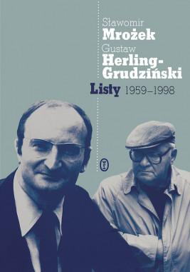 okładka Listy 1959-1998, Ebook | Sławomir Mrożek, Gustaw Herling-Grudziński