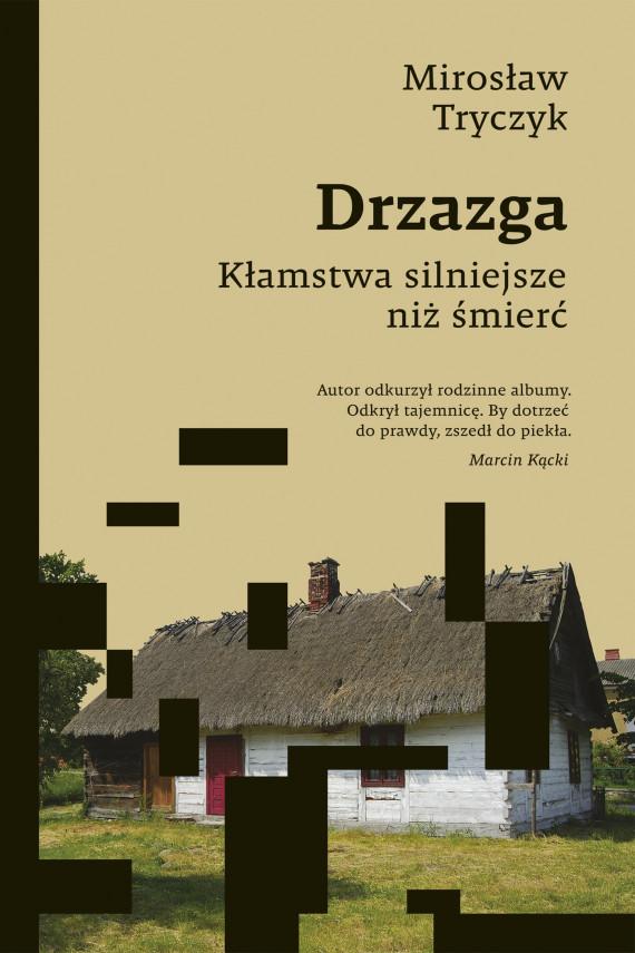 okładka Drzazgaebook   EPUB, MOBI   Mirosław Tryczyk