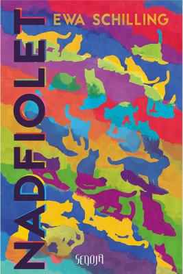 okładka Nadfiolet, Ebook | Ewa Schilling