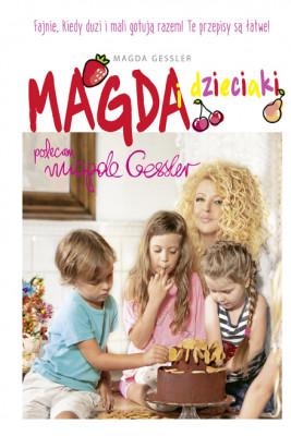 okładka Magda i dzieciaki, Ebook   Magda Gessler