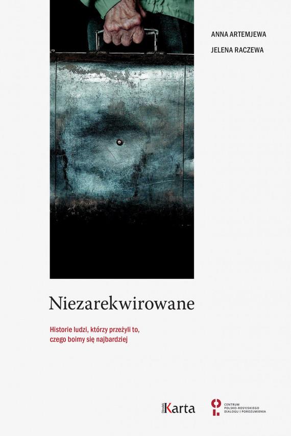 okładka Niezarekwirowaneebook | PDF | Anna Artemjewa, Jelena Raczewa