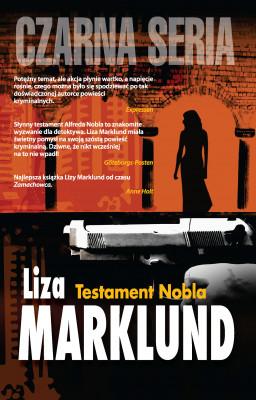 okładka Annika Bengtzon (#6). Testament Nobla, Ebook | Liza Marklund