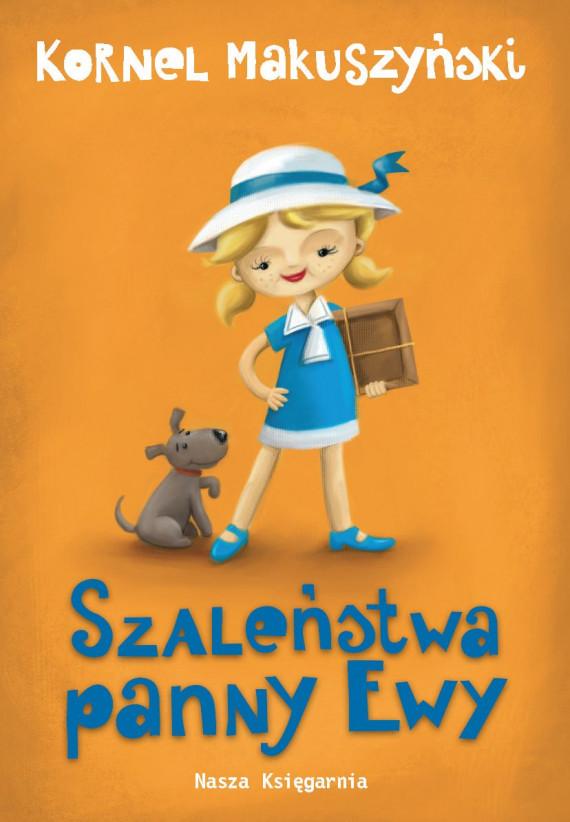 okładka Szaleństwa panny Ewyebook | EPUB, MOBI | Kornel Makuszyński
