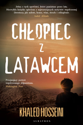 okładka Chłopiec z latawcem, Ebook   Khaled Hosseini