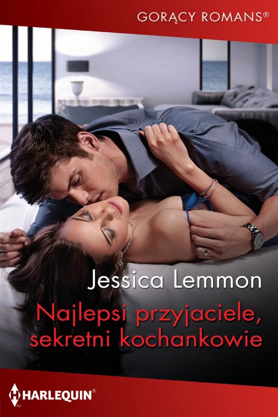 okładka Najlepsi przyjaciele, sekretni kochankowieebook | EPUB, MOBI | Jessica Lemmon