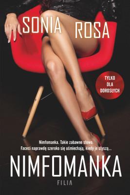 okładka Nimfomanka, Ebook | Rosa Sonia