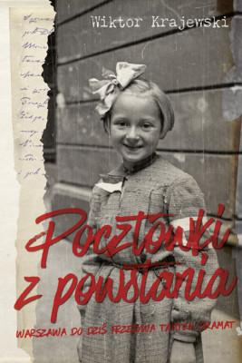 okładka Pocztówki z Powstania, Ebook | Wiktor Krajewski