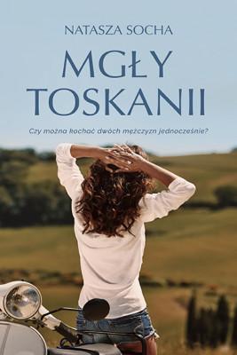 okładka Mgły Toskanii, Ebook   Natasza  Socha