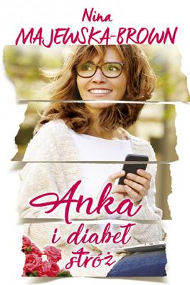 okładka Anka i diabeł stróż, Ebook   Nina Majewska-Brown