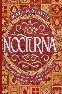 okładka Nocturna, Ebook | Maya Motayne