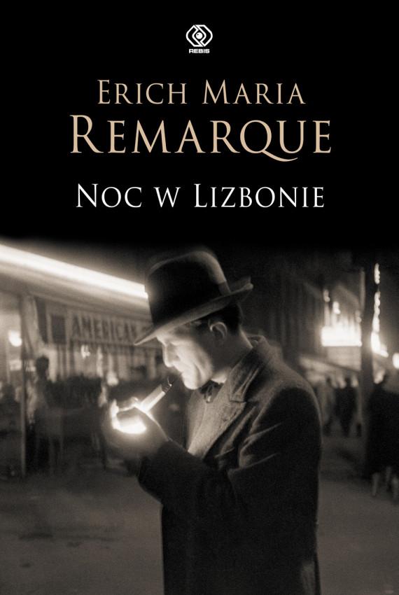 okładka Noc w Lizbonieebook | EPUB, MOBI | Erich M. Remarque