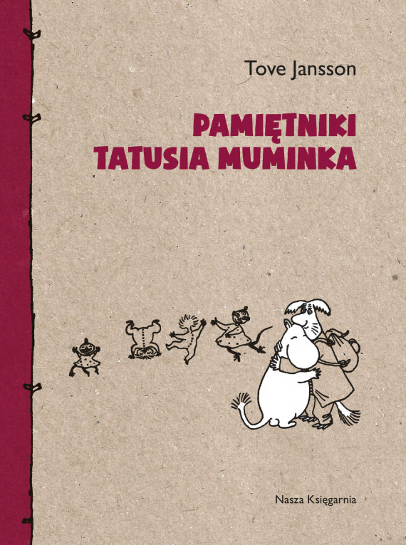 okładka Pamiętniki Tatusia Muminkaebook | EPUB, MOBI | Tove Jansson, Teresa Chłapowska