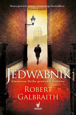 okładka Jedwabnik, Ebook | Robert Galbraith