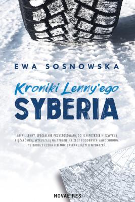 okładka Kroniki Lenny'ego., Ebook   Ewa Sosnowska
