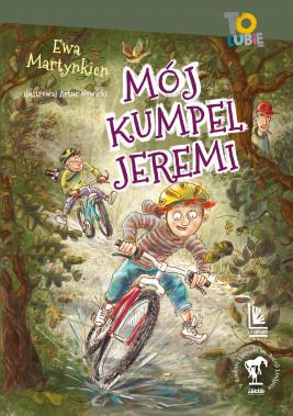 okładka Mój kumpel Jeremi, Ebook   Ewa Martynkien
