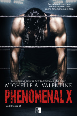 okładka Phenomenal X, Ebook | Michelle A.  Valentine