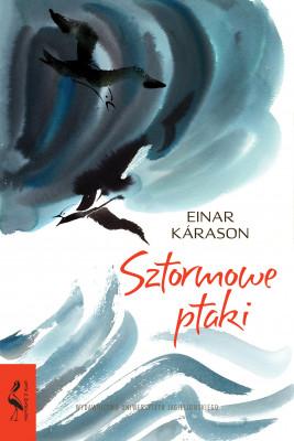 okładka Sztormowe ptaki, Ebook | Kárason Einar