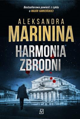 okładka Harmonia zbrodni, Ebook | Aleksandra Marinina