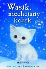 okładka Wąsik niechciany kotek, Ebook | Holly Webb
