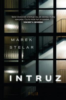 okładka Intruz, Ebook | Marek Stelar