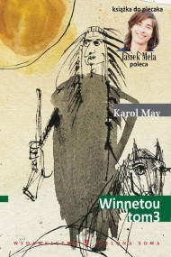 okładka Winnetou. t. III, Ebook | Karol May