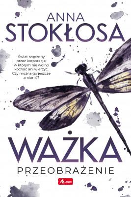okładka Ważka, Ebook | Anna Stokłosa