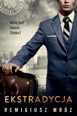okładka Ekstradycja, Ebook | Remigiusz Mróz