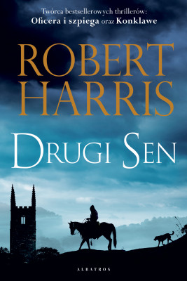 okładka Drugi sen, Ebook | Robert Harris
