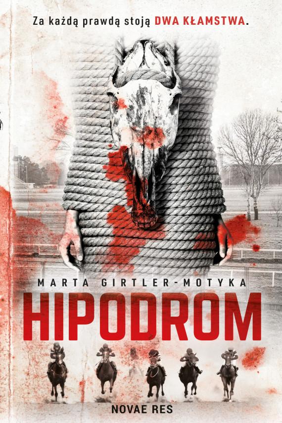 okładka Hipodromebook | EPUB, MOBI | Marta Girtler-Motyka