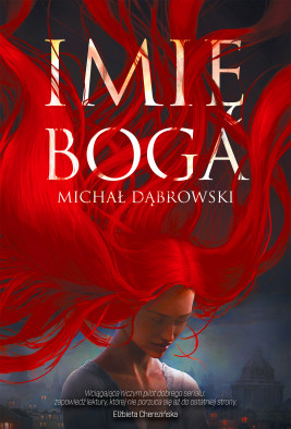okładka Imię Boga, Ebook | Michał Dąbrowski