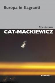 okładka Europa in flagranti. Ebook | EPUB,MOBI | Stanisław Cat-Mackiewicz